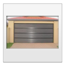 Automatic sliding glass door - Garage Doors Starlite Aluminium