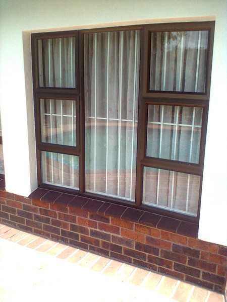 Aluminium windows starlite aluminium for Aluminium glass windows and doors