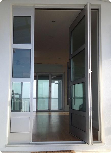 Pivot Amp Hinge Doors Starlite Aluminium